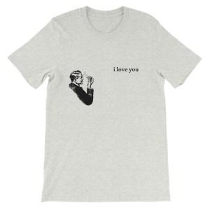 i love you smoking