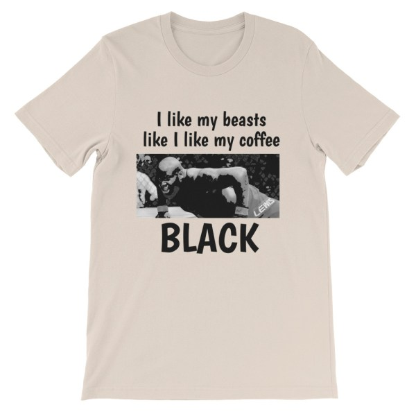 Derrick Lewis Black Coffee T Shirt