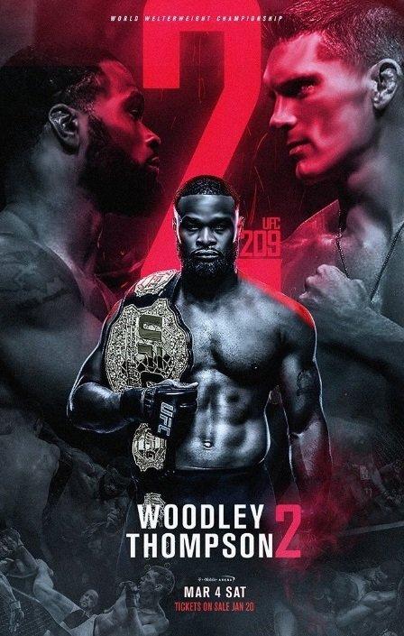 UFC 209 free live stream UFC 209 results