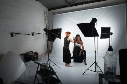 Behind the scenes-28