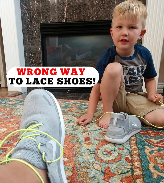 No Tie Shoelaces