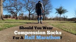 Should You Wear Compression Socks For A Half Marathon - facebook