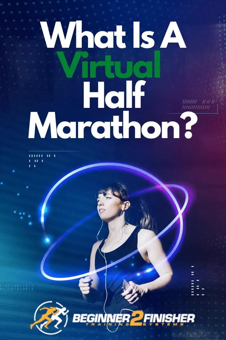 What Is A Virtual Half Marathon