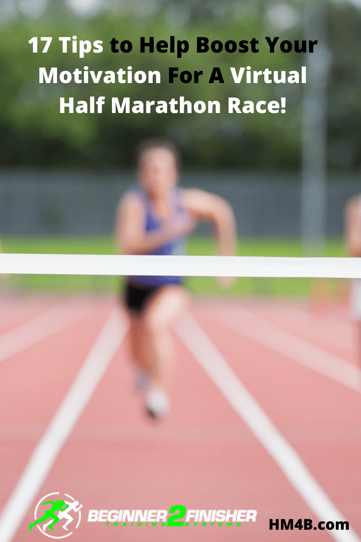 Virtual Half Marathon Race Tips