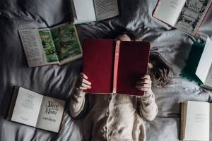 Reading story books