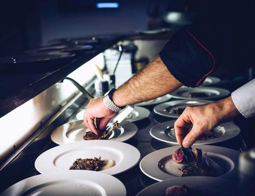 Gourmet Chef photo by Fabrizio Magoni (@fabmag) on Unsplash