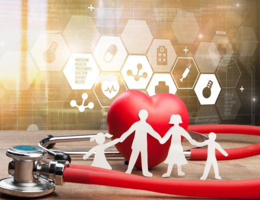 Family Cut-out Medical Insurance Concept, photo by Billion Photos/Shutterstock.com