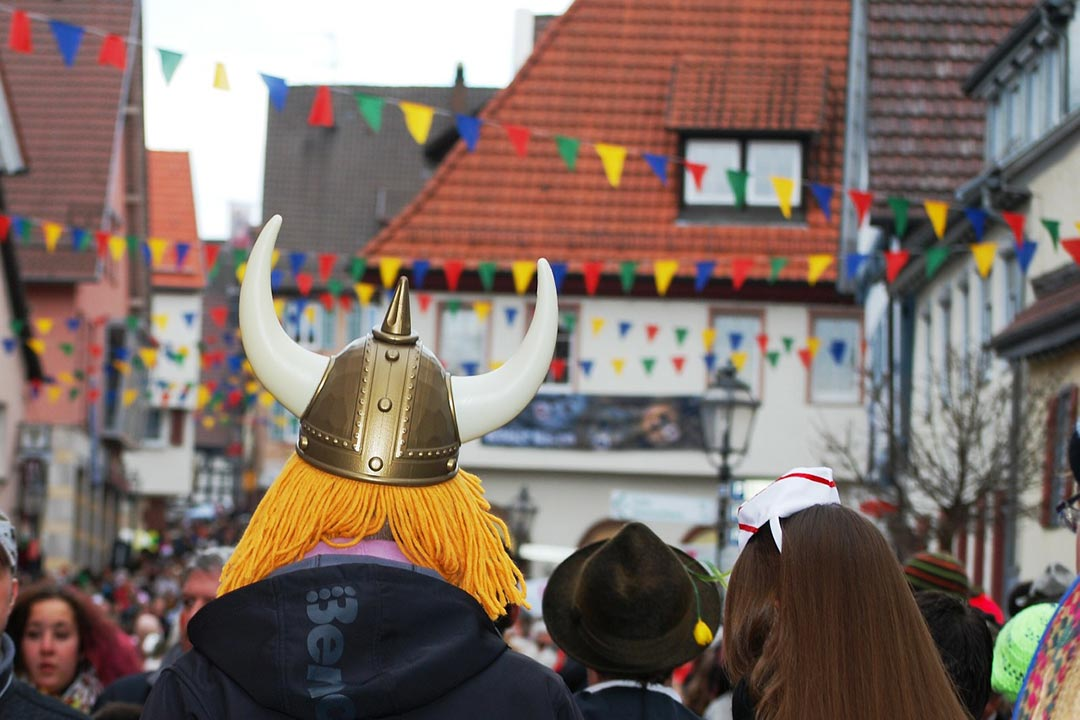 Masopust parade
