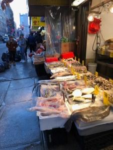 Markets in Chinatown