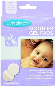 Practical Baby Shower Gifts for Breastfeeding Moms | Halfpint Design - Soothies gel pads are another boob saver. They are expensive and don't last long but when you need them - you NEED them.