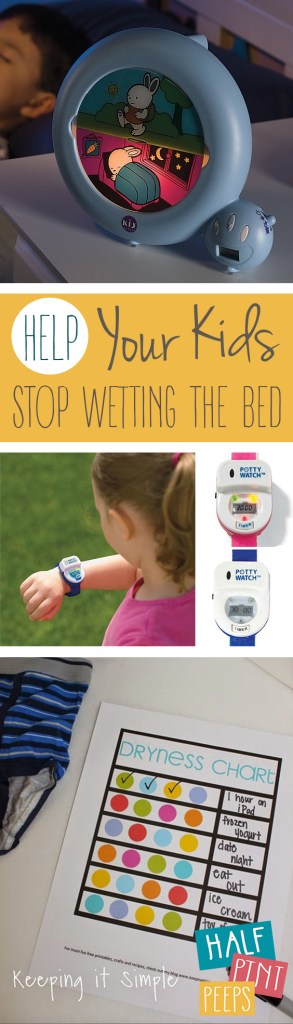 Help Your Kids Stop Wetting the Bed| Bed Wetting Tips, Kids, Parenting, Parenting Hacks, Parenting TIps and Tricks, Potty Training Tips, Popular Pin