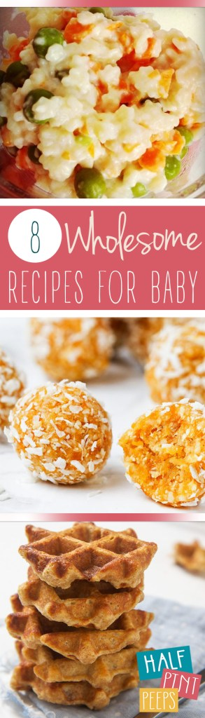 8 Wholesome Recipes for Baby| Recipes for Baby, Recipes for Baby, Delicious Recipes for Babies, Yummy Recipes, Yummy Recipes for Small Children, Popular Pin