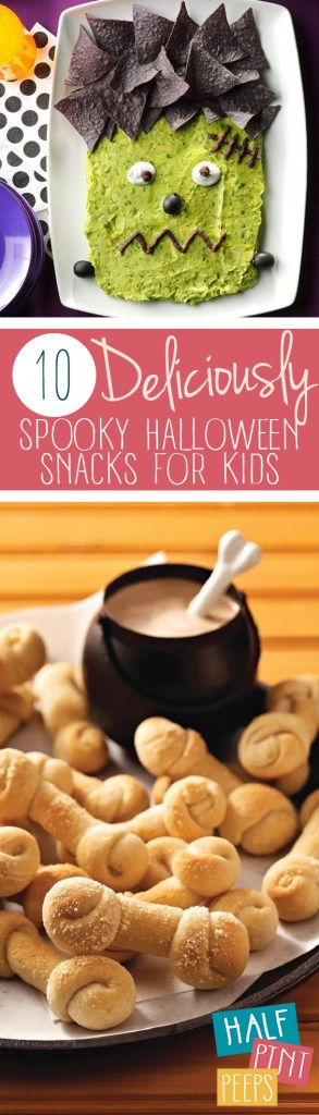 10 Deliciously Spooky Halloween Snacks for Kids| Recipes for Kids, Halloween Recipes, Snacks for Kids, Yummy Holiday Snacks for Kids, Halloween Snacks, Halloween Snacks for Kids, Popular Pin