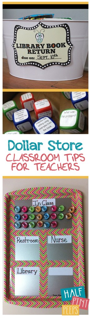 Dollar Store Classroom Tips For Teachers| Dollar Store Classroom, Dollar Store Classroom Tips, Classroom Tricks,  Dollar Store Hacks, Hacks for Teachers, Teacher Tips, Teacher Hacks, Popular Pin #Teacher #TeacherHacks #DollarStore #DollarStoreDIYs