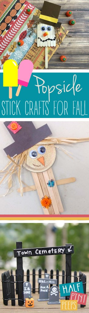Popsicle Stick Crafts For Fall| Crafts for Fall, Easy Crafts for Kids, Kids Crafts, Crafts for Kids, Kids Activities, Crafts, Easy Crafts, Simple Crafts for Kids. #Crafts #CraftsforKids #KidStuff #EasyFallCrafts