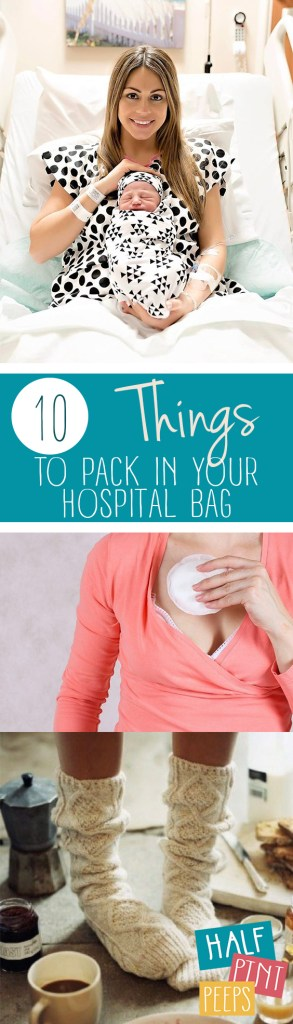10 Things To Pack In Your Hospital Bag| New Moms, Packing for New Moms, Hospital Packing Tips for Mom, Parenting, Parenting Tips and Tricks, Parenting Hacks #Parenting #NewMoms