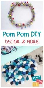 Pom Pom | Pom Pom Decor Ideas | DIY Pom Pom Decor Ideas | Pom Pom Decor | DIY Pom Pom Decor | Pom Pom Decor Hacks | Pom Pom Decor Tips and Tricks