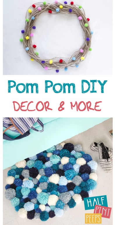 Pom Pom | Pom Pom Decor Ideas | DIY Pom Pom Decor Ideas | Pom Pom Decor | DIY Pom Pom Decor | Pom Pom Decor Hacks | Pom Pom Decor Tips and Tricks