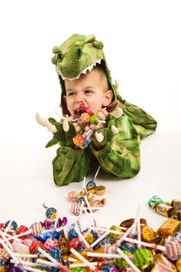 ways to manage your child's halloween candy