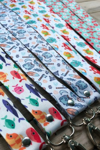 Teachers could always use more lanyards. For some amazing ideas for Thanksgiving gifts for teachers, look here. Everyone will love them!