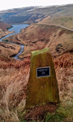 Marsden Heritage Trail marker 11
