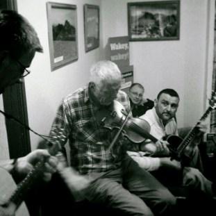 Pen-Y-Pass music session 1