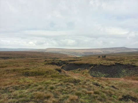 Marsden Moor National Trust - Hare hike