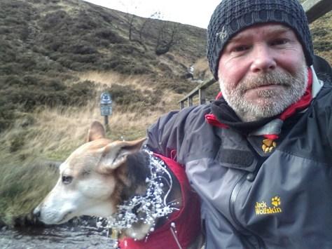 Mark Kelly Halfwayhike hike blog
