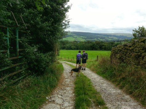 Nidderdale Way Yorkshire Dales Hike