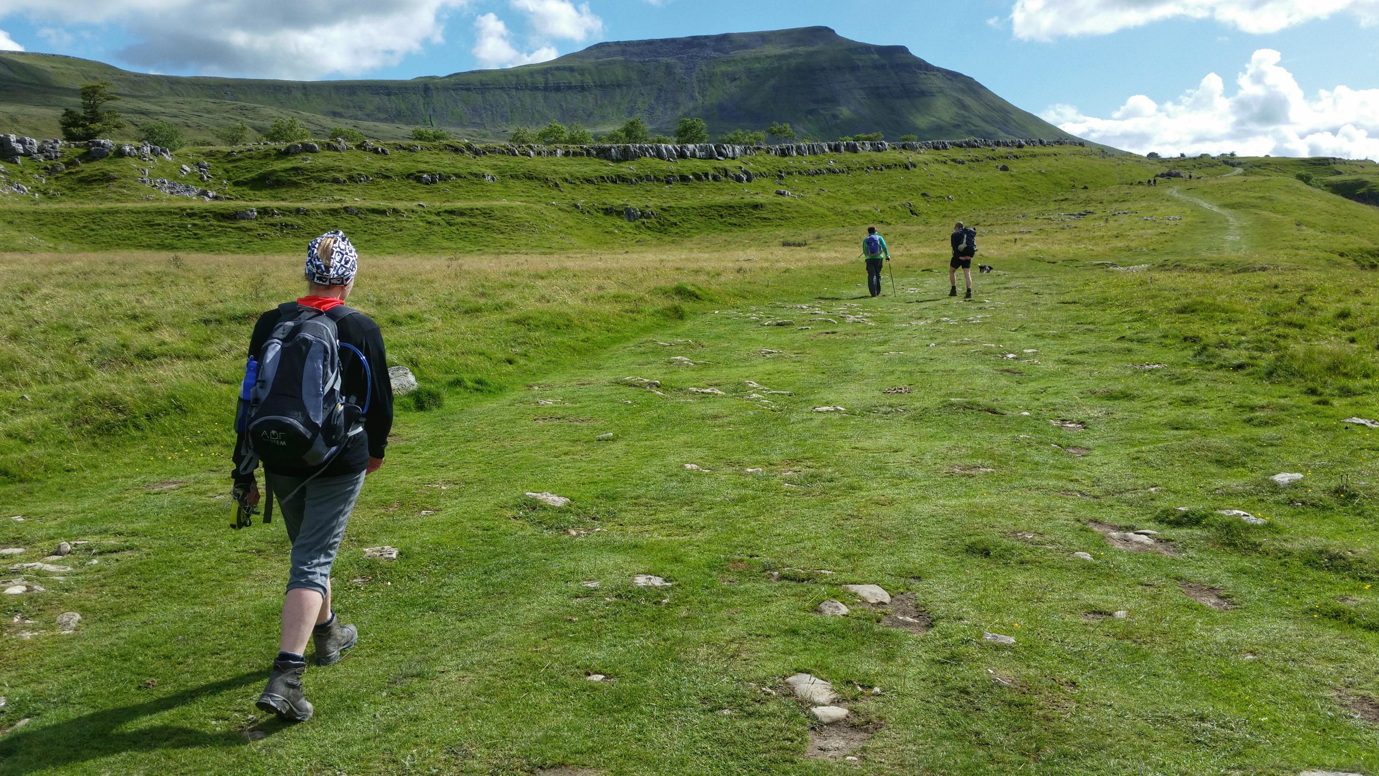 Yorkshire 3 Peaks Ingleborough