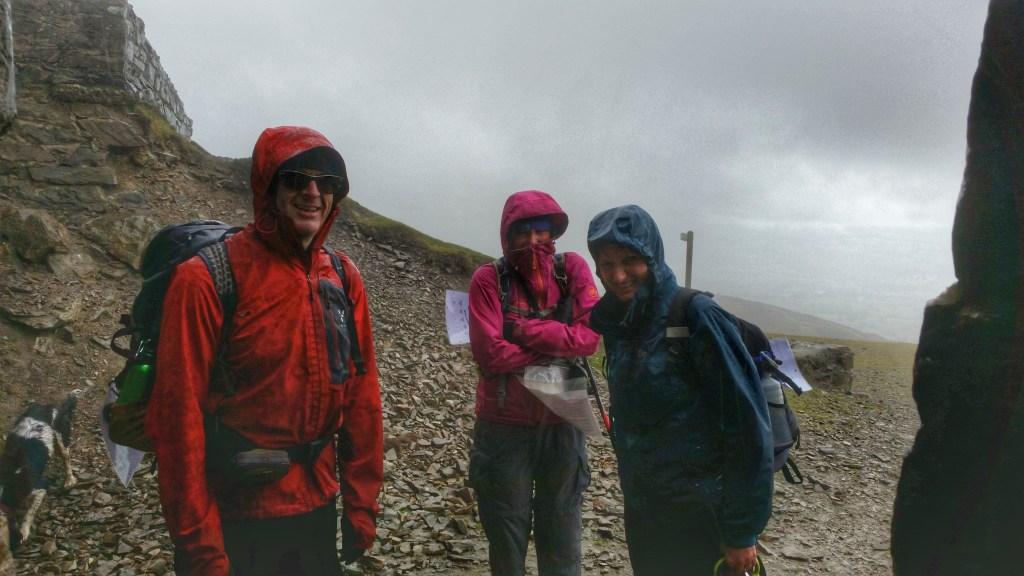 Moel Famau Offa's Dyke Hike