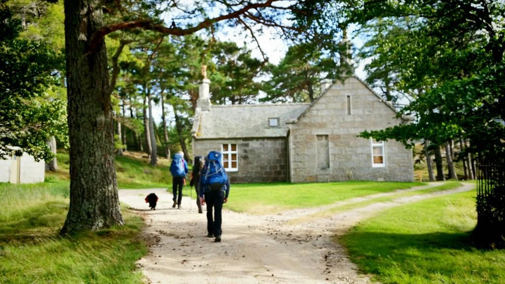 Blamoral Estate trek to Lochnagar via Gelder Shiel lodge