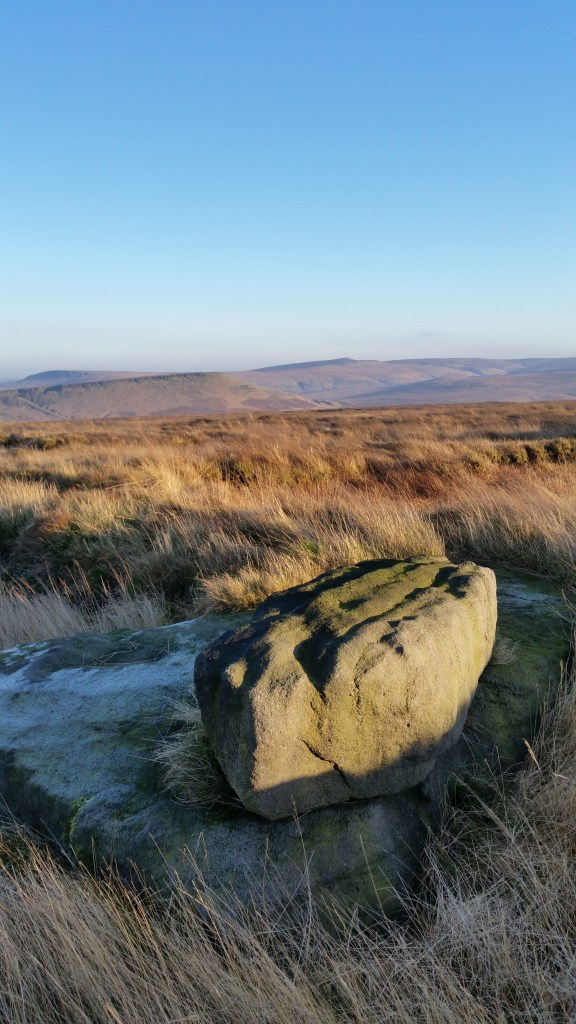 Millstone Edge and Close Moss
