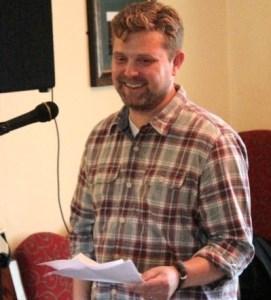 David Coldwell poet