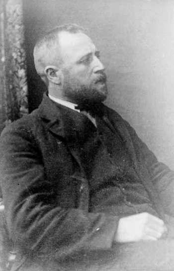 George Marsden poet