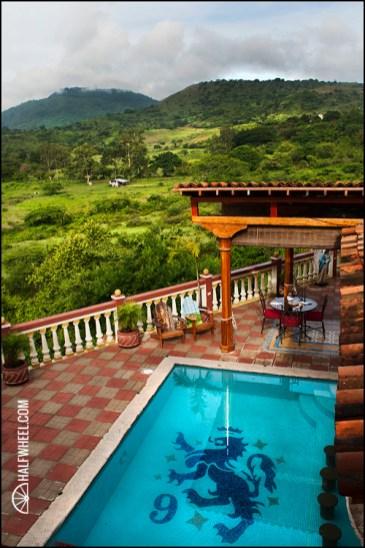 Famous Cigar Safari pool.