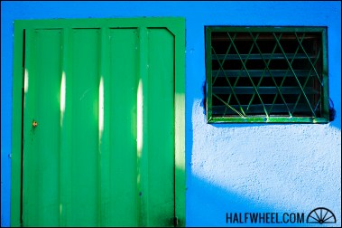 A house on Lake Managua.