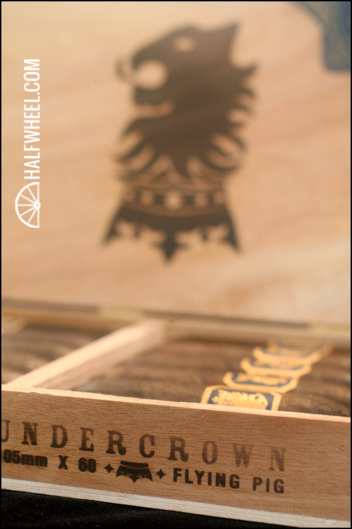 Undercrown Flying Pig Box 4