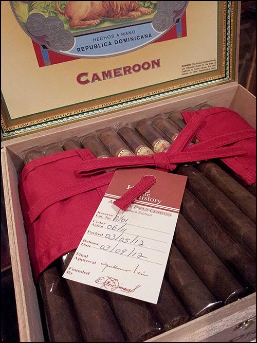 La Aurora Preferidos Maduro Lancero 2012 Box