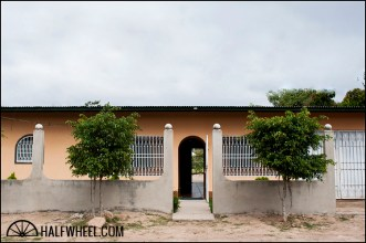 Front of RoMa Craft Tobac's factory in a neighborhood of Estelí, Nicaragua, Fabrica de Tabacos NicaSueño S.A.
