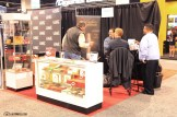 Whereas Altadis has one of the biggest booths at IPCPR, at TPC they have just one booth space that features some of the company's core products as well as single serve options. The selection was impressive though, as the Espada by Montecristo was featured, as was the Romeo by Romeo y Julieta line.