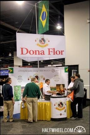 Tobacco Plus Expo 2013 — Dona Flor