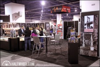 Tobacco Plus Expo 2013 — Drew Estate
