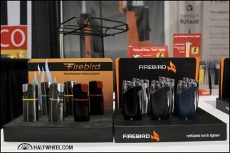 Tobacco Plus Expo 2013 — Firebird