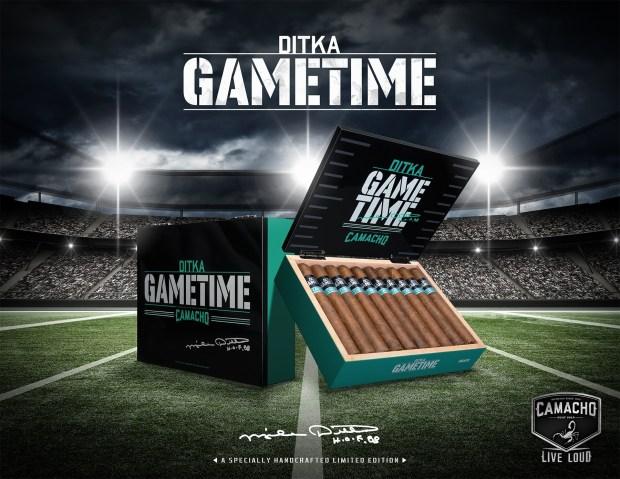 Ditka Game Time promo