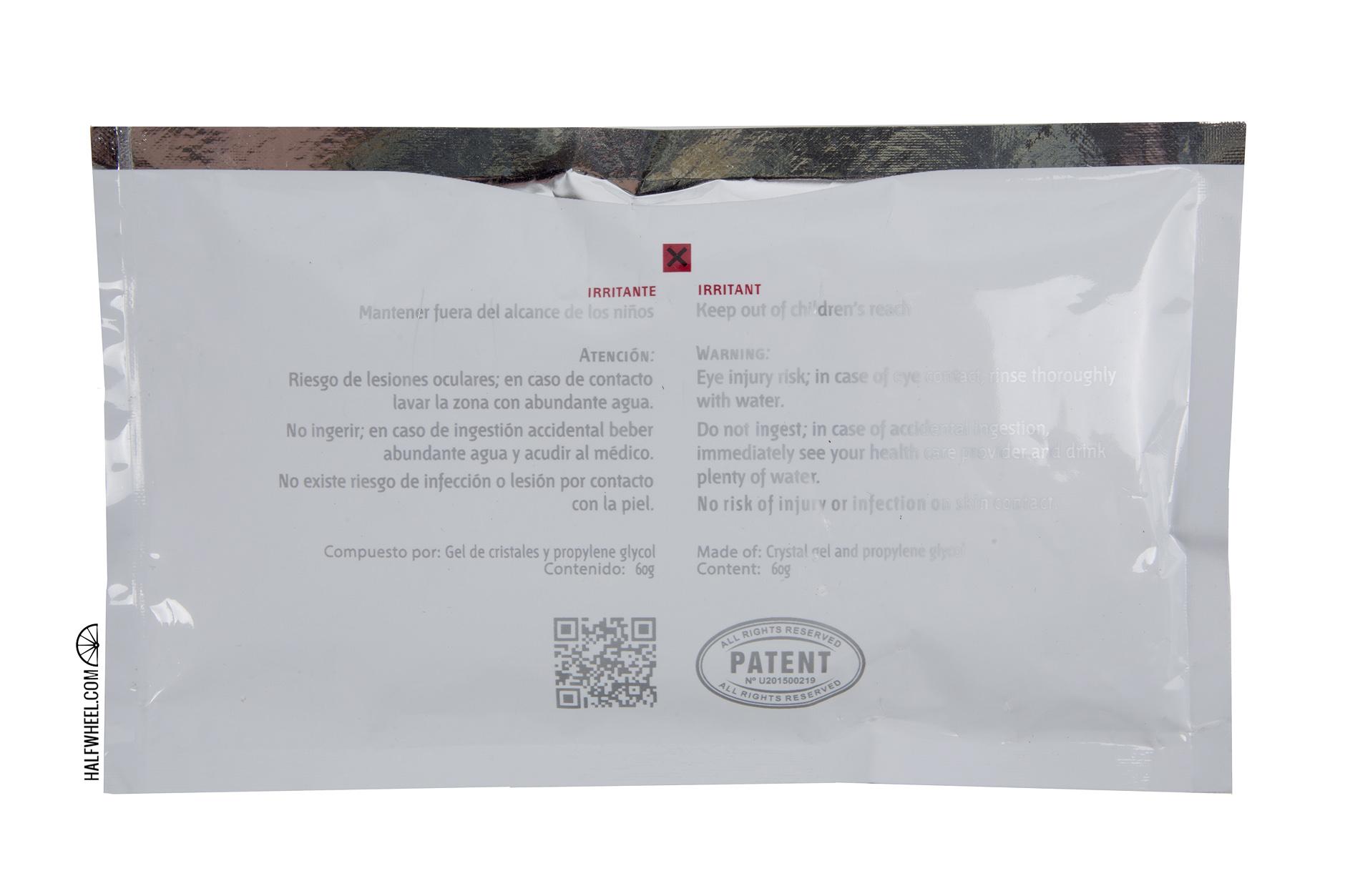 Baoblaze Humidifier /à Cigares Rectangle Humidificateur en Cristal Hydratant 16,6 x 5,7 x 1,6 cm