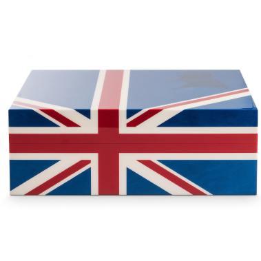 Davidoff Winston Churchill Union Jack Humidor 2