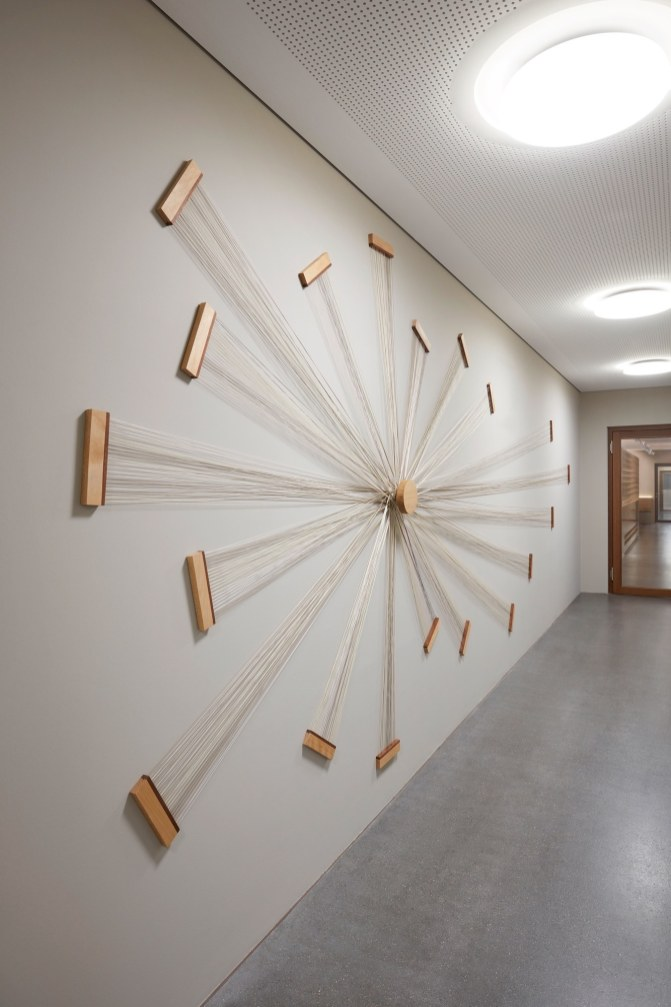 Maison Davidoff Cafeteria Art