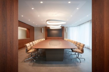 Maison Davidoff Meeting Room