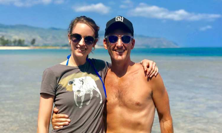 Couples Beach Trips